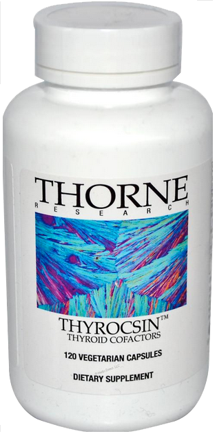Thyrocsin Bottle