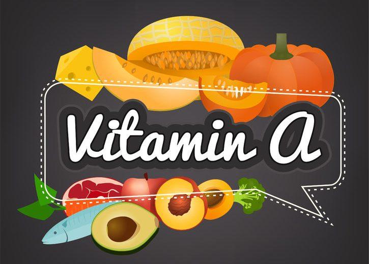 vitamin a banner
