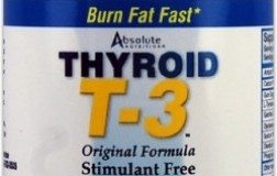 Absolute Nutrition Thyroid T-3 Booster